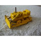 Miniatura Trator Pá Carregadeira (marca Jue) - Anos 60/70.
