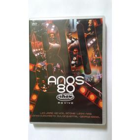 Dvd Anos 80 Multishow Ao Vivo ( Original E Lacrado)