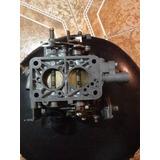 Carburador Weber De Dos Bocas Para Fiat