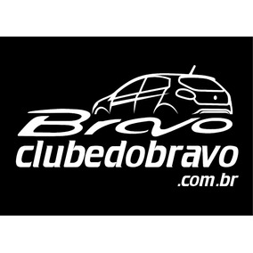 Adesivo Clube Do Bravo