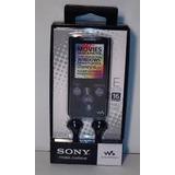 Mp4 Sony , 16gb L El Mejor Mp3 Sony, Mp4 Sony, Fm Radio