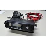 Rádio Móvel Fixo Vhf Motorola Em400 Testado Nf Em200 Ep450