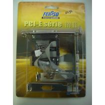 Placa Multiserial Pci C/ 1 Paralela. E C/ 2 Serial Fpp-04