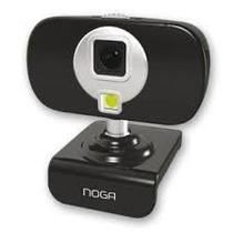 Camara Web Noganet Ngw-6651 Hd 720p
