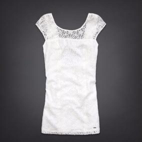 Vestido Abercrombie - Aberto Costas - 100% Original - Tam: G