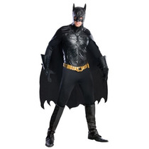 Disfraz Lujo Batman Dark Knight Hombre Caballero Noche