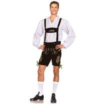 Disfraz Leg Avenue Los Hombres De Pantalones De Cuero De Ok