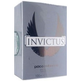 Perfume Para Hombre Invictus Paco Rabanne 100m Envio 0