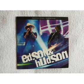 Cd Edson &hudson - Promo