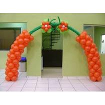 Arco Desmontável Para Balões Com Base De Mdf. Melhor Preço!