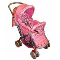 Carrinho De Bebê Berço E Passeio Reversível Color Baby