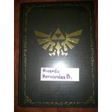 Guía Zelda Twilight Princess Hd Pasta Dura