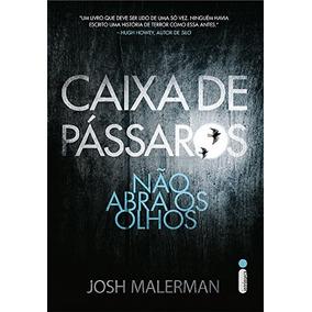 Caixa De Pássaros Livro Josh Malerman Terror Suspense
