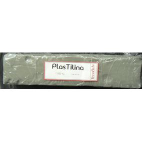 Tecnarte Plastilina Gris 1kg