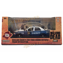 The Walking Dead Rick 2001 Ford Crown Victoria Police Interc