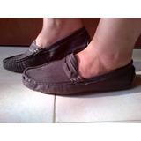Bello Zapatos Dama Mocasines Anat Y Chelo Casuales Gamuza38