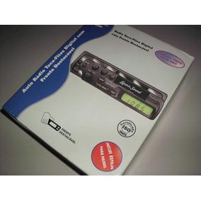 Radio Toca Fitas Digital C/ Frente Destacavel Lx-410