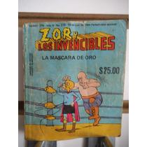 Zor Y Los Invencibles 219 Editormex