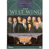 Dvd The West Wing 3ª Temporada 07 Discos