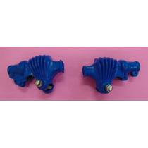 Sanfona Capa Manete Azul (par) Xl250 Xl250r Xlx250r Honda