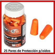 Tapa Oidos Proteccion Para Tiro Al Blanco Tapones Ruido Dese