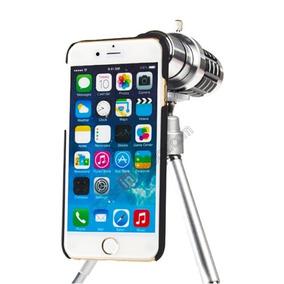 Lente Zoom Telescopio 12x Con Tripie Para Iphone 6 / 6s