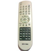 Controle Remoto Dvd Semp Toshiba Dvd3070 / Sd7061slx / Sd706