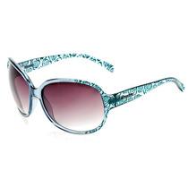 Óculos Triton P10447 - Feminino - Azul - 12x Sem Juros