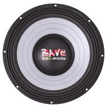 Alto Falante Bravox Rave Rv15 S4 Ohms Boca 15 Pol 1100wrms