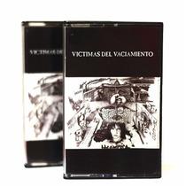 Cassette Heavy Hermética Victimas Del Vaciamiento // Nuevo!