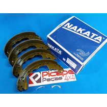 Sapata De Freio Traseira Ford F250 Nakata