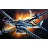 Fujimi Avion Nakajima Night Fighter 1/72 Armar Leer Descripc