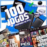 Hd 100 Jogos Ps3 Externo 1tb Tera Ps3 Desbloqueado +atualiza