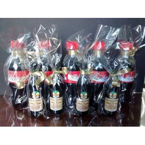 Botellas Personalizadas - Combo Coca Cola + Fernet Branca