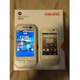 Celular Mini Nextel I867 White Version Vieja 2.1 No Anda Wat