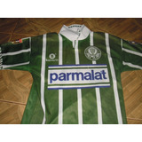 Camisa Do Palmeiras Parmalat Retrõ