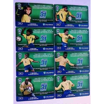 Loucura Série Camisa 31 (8 Cartões) Telemar