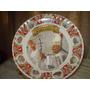 Hermoso Plato Decorativo Bavaria Con El Papa Año 1983-1984