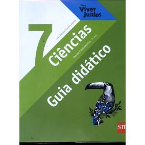 Livro Ciências 7º Ano Para Viver Juntos Ed. Sm