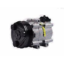 Compressor Ford F250 Diesel - Polia 6pk 126mm Novo