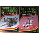 Lote Con 2 Revistas Modelismo Y Maquetas Temas Varios