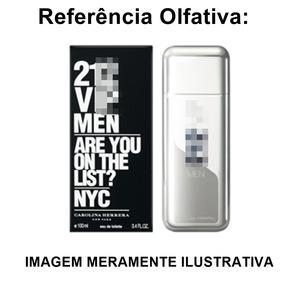 212 Vip Masculino Perfume Inspirado Contratipo 100ml