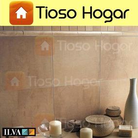 Porcelanato Ilva Elementi Aria Aqua Opera Tosca 34x34