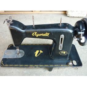 Máquina De Costura Vigorelli Antiga.