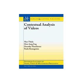 Libro Contextual Analysis Of Videos, Myo Thida