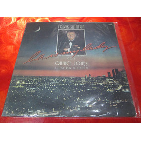 Frank Sinatra - L.a. Is My Lady - Disco Vinilo Lp 1984