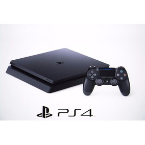 Playstation 4 Ps4 Slim 500 Gb Original Bivolt Pronta Entrega