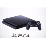Ps4 500gb Playstation 4 Slim Bivolt Garantia Envio Imediato