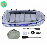 Bote Inflable Excursion 5 + Kit De Reparacion