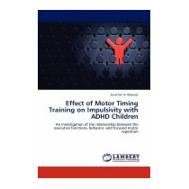 Libro Effect Of Motor Timing Training On, Jonathan A Roberds